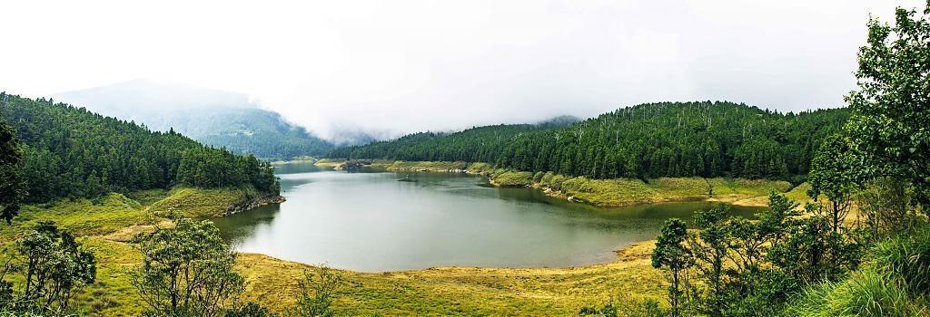 ▲宜蘭太平山景點-翠峰湖。(圖/Tripbaa趣吧!亞洲自由行專家)