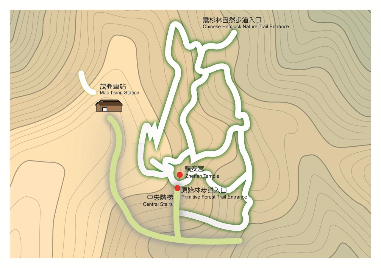 ▲宜蘭太平山景點-檜木原始林步道。(圖/太平山國家森林區官網)