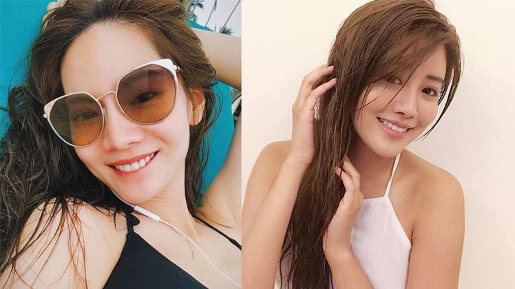 圖/曾之喬臉書粉絲團;賴琳恩臉書粉絲團,Beauty美人圈提供