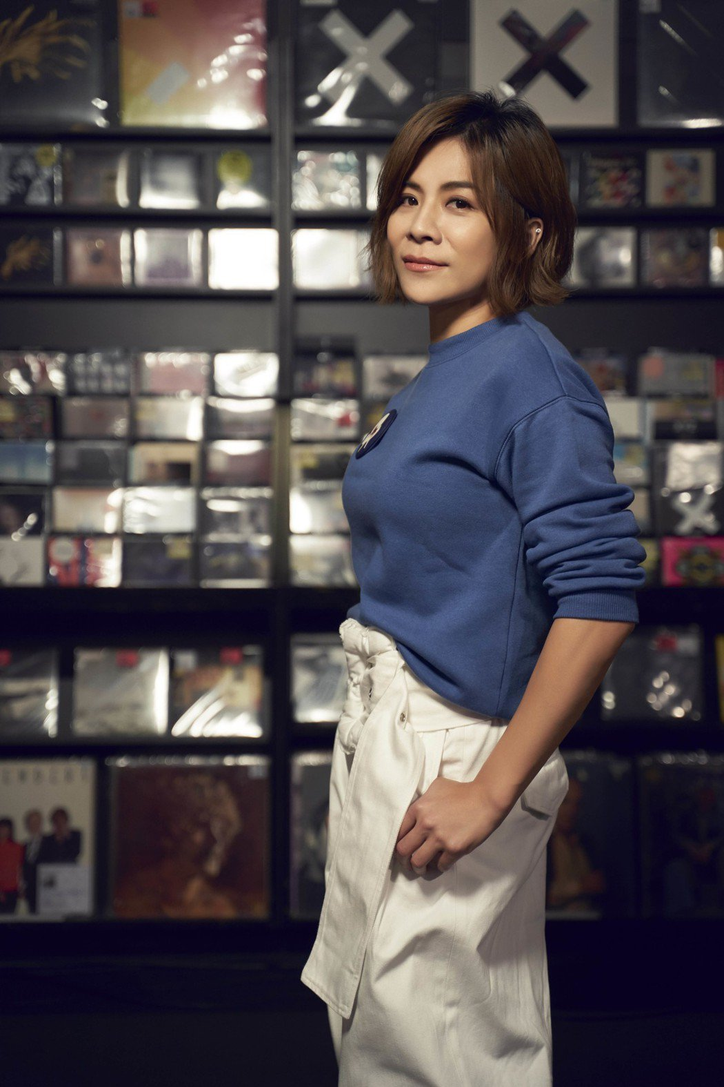 江美琪推出新專輯「我們都是有歌的人」。圖/索尼提供