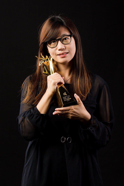 2018台北電影獎最佳紀錄片「我們的青春,在台灣」導演傅榆。圖/台北電影節提供