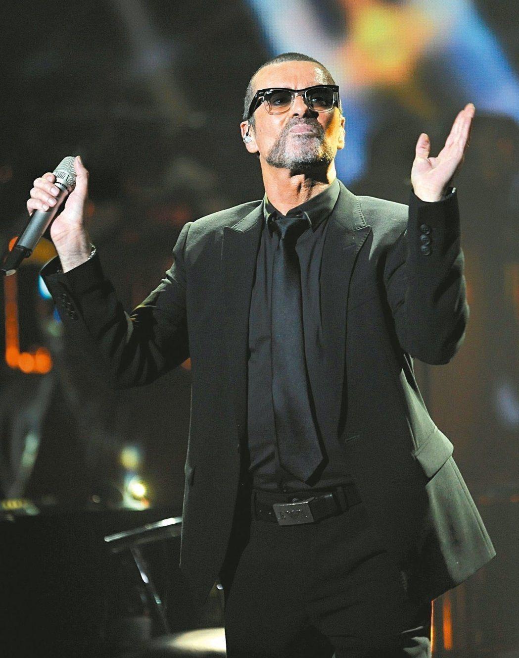 喬治麥可過世滿2周年,仍有不少歌迷懷念追憶。圖/歐新社