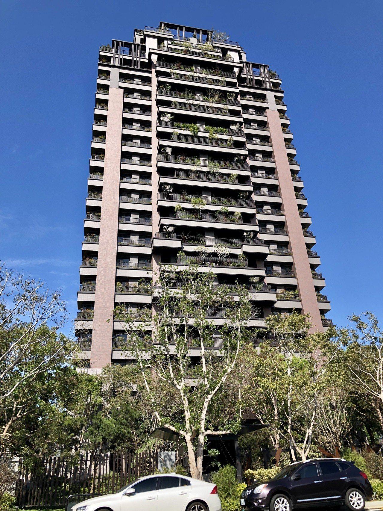 台中十大豪宅社區分布區段,除了七期新市政中心與國美館特區之外,單元二新完工個案陸...