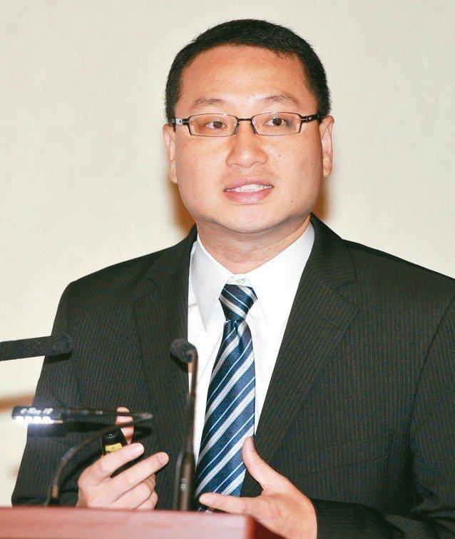 台灣經濟研究院研究六所所長吳孟道。 圖/聯合報系資料照片