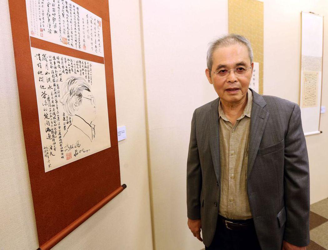楊牧有兩首寫高雄的散文詩,關懷被剝削的女工。 圖/聯合報系資料照片