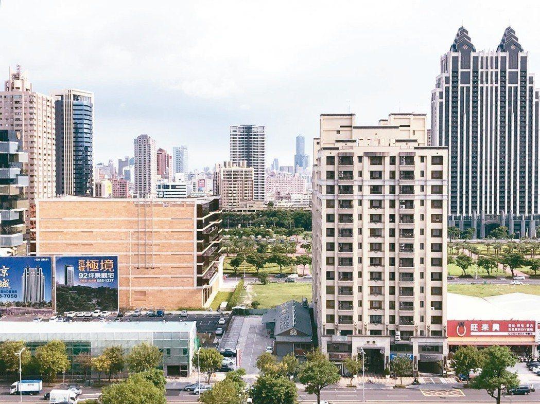 韓國瑜當選後帶動高雄房市利多出籠,高雄房地產市場異常熱絡。 圖╱聯合報系資料照片