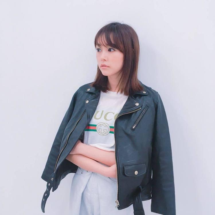 桐谷美玲。圖/擷自instagram