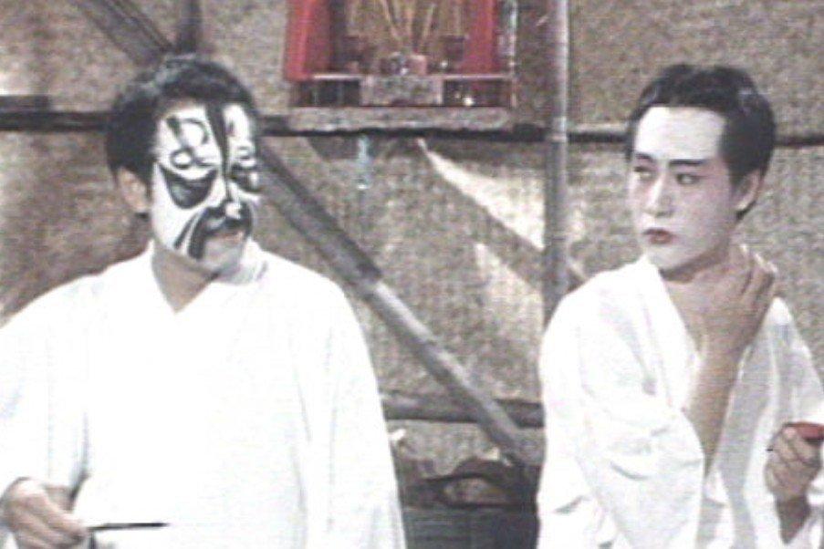羅啟銳《霸王別姬》電視劇劇照。 圖/取自香港電影資料館