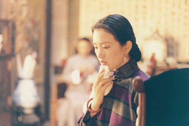 陳凱歌《霸王別姬》劇照。 圖/甲上娛樂提供