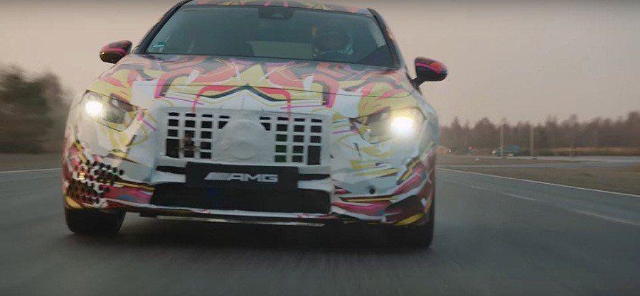 裁自Mercedes-AMG影片