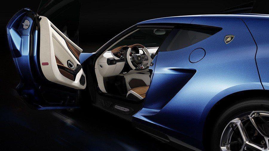 Lamborghini提供
