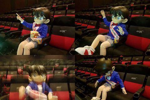 突破動畫票房紀錄的《名偵探柯南:零的執行人》將於1月11日在台灣二度上映4DX版本電影!今年度的柯南大作在台日兩地都刷新票房紀錄,不僅2D版在日本上映長達半年,在台灣也有超過三個月,之後無縫接軌與日...