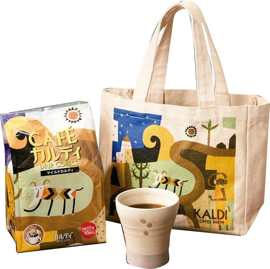 KALDI福袋價661元。圖/統一時代百貨提供