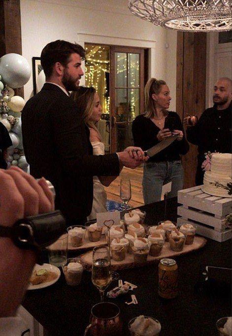 「雷神弟」秘婚麦莉?家中低调办婚礼画面曝光