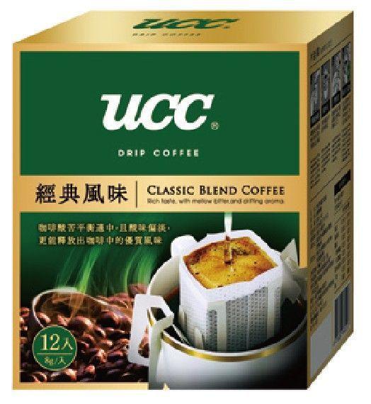 UCC職人精選便利沖咖啡(綠/7g*8入),12/21~2019/1/10,14...