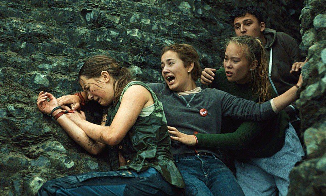 「7月22日重生」將震撼全球的挪威槍擊屠殺事件搬上大銀幕。圖/海鵬提供