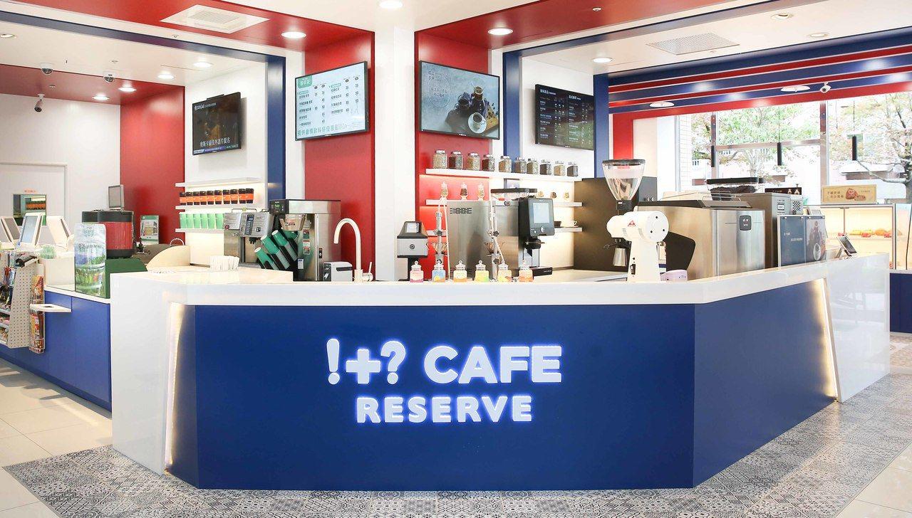 全新精品咖啡品牌「!+? CAFE RESERVE」不可思議咖啡館,導入近200...
