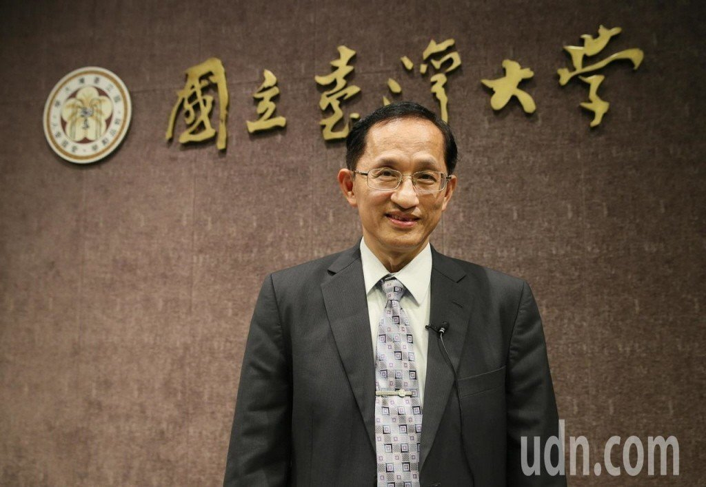 台大校長候選人之一吳瑞北。報系資料照