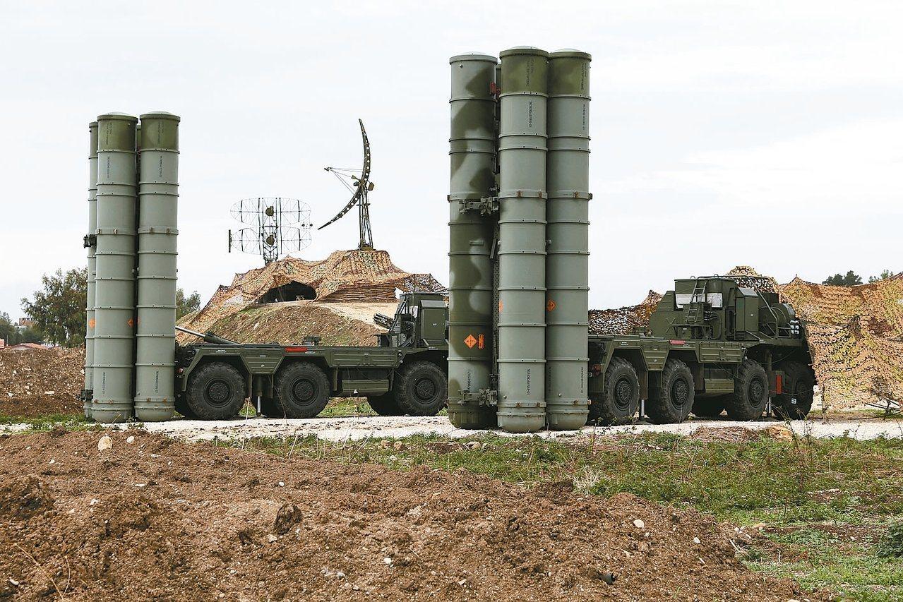 S-400防空飛彈已在俄羅斯服役,並獲多國採購。 路透