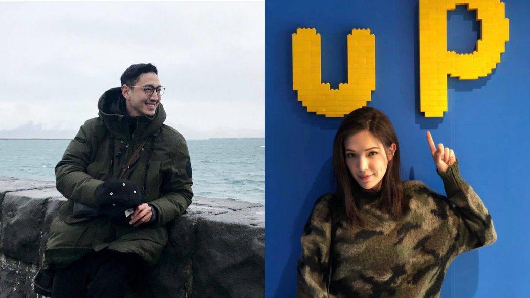 許瑋甯被爆已與男友閃婚。 圖/摘自臉書