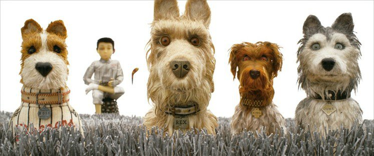 犬之島。圖/二十世紀福斯提供