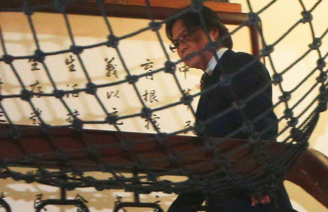 葉俊榮宣布勉予同意聘任管中閔出任台大校長後,隨即面臨各方批評。本報資料照/記者陳...