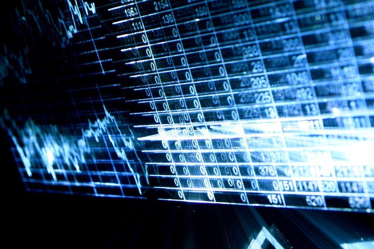 示意圖。台股在25日一度跌破9500點,分析師認為,今天仍須小心投資人信心不足出...