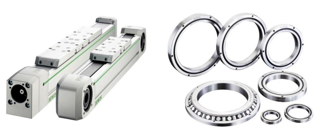 上銀的線性滑軌、滾珠螺桿,是全球工具機大廠不可少的關鍵零件。 上銀科技/提供