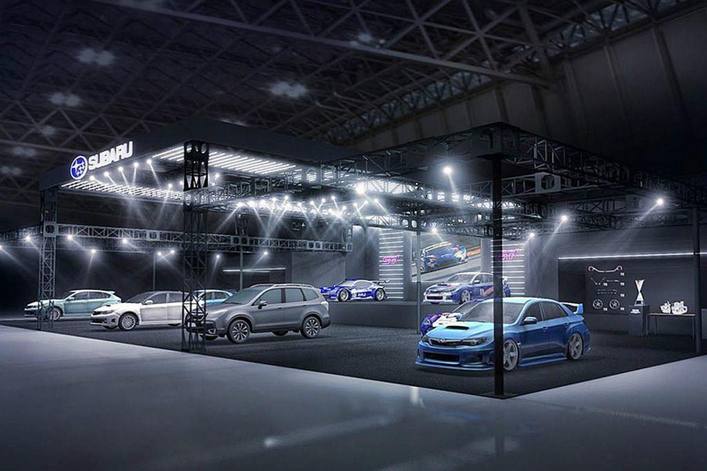 縱使Subaru汽車近年新車向節能靠攏,但仍舊沒有忘記性能初衷。 圖/Subar...