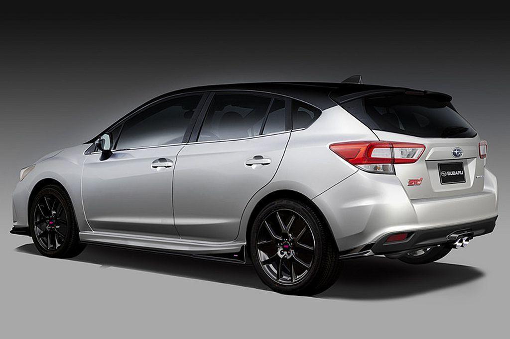 Subaru Impreza(STI Concept Model)基於2.0iS...