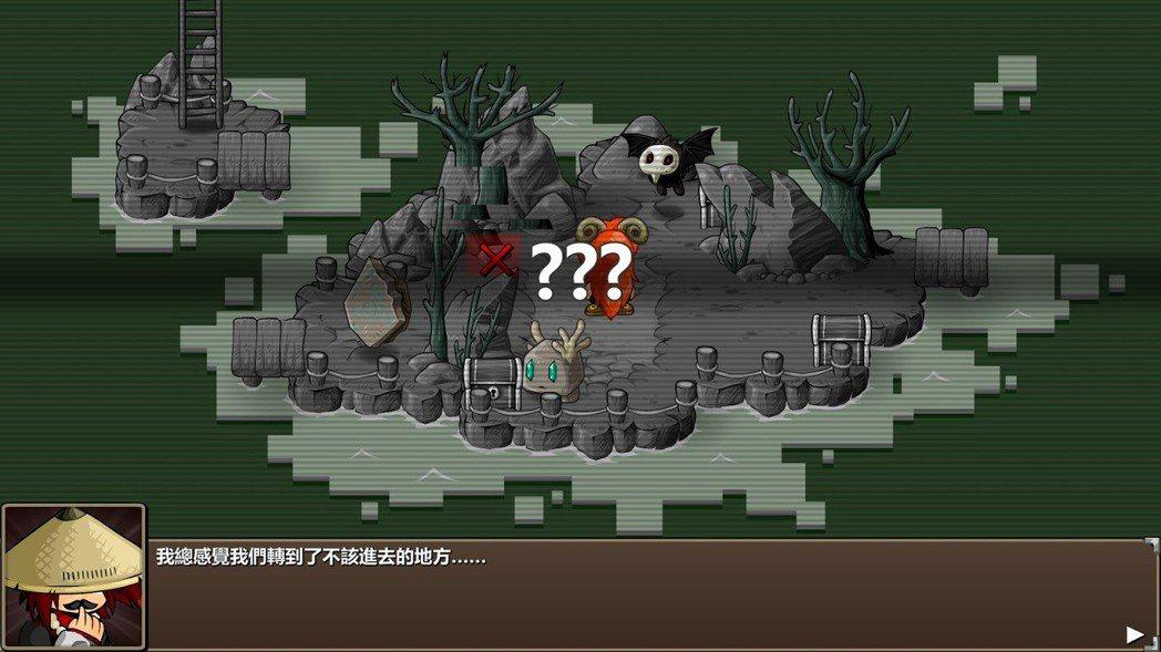 除了攻略主線劇情,發現遊戲隱藏區域也是一種另類的玩法。