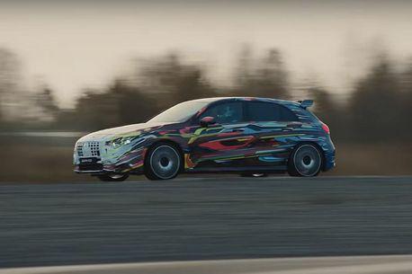 目標超越McLaren Senna?Mercedes-AMG A 45將站上量產車性能新高度