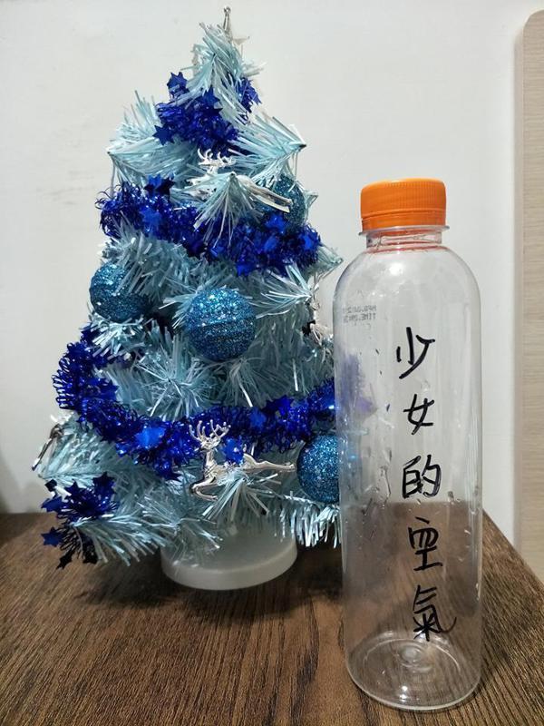 來自電瀨少女的空氣。 圖片來源/公視台語新聞粉專