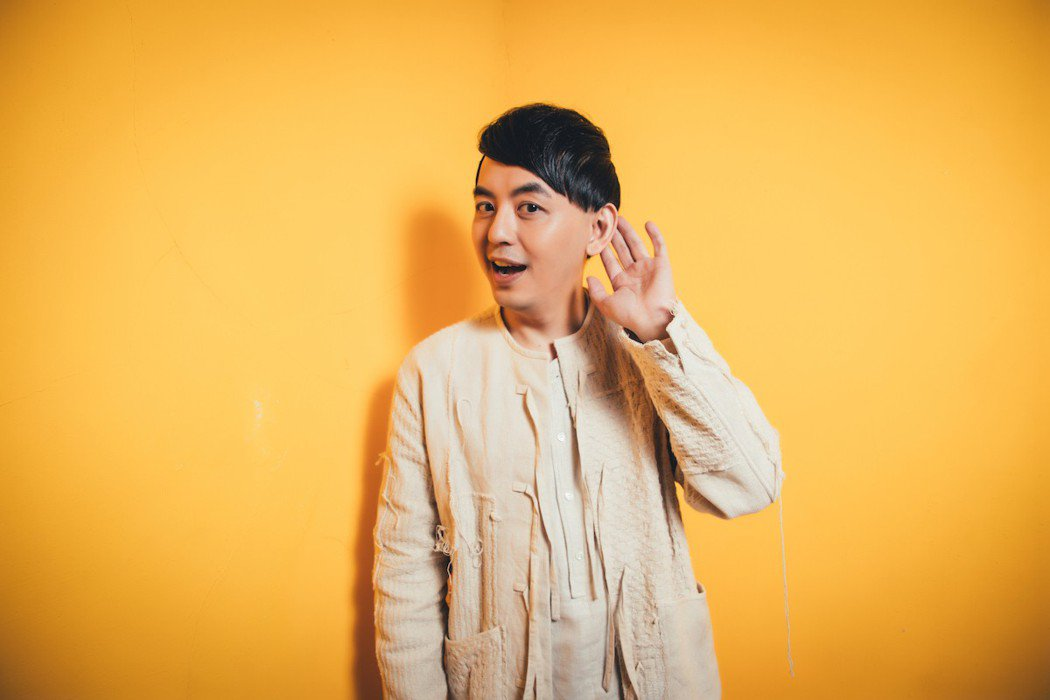 黃子佼推出個人專輯「Live & Life」。圖/KKBOX提供