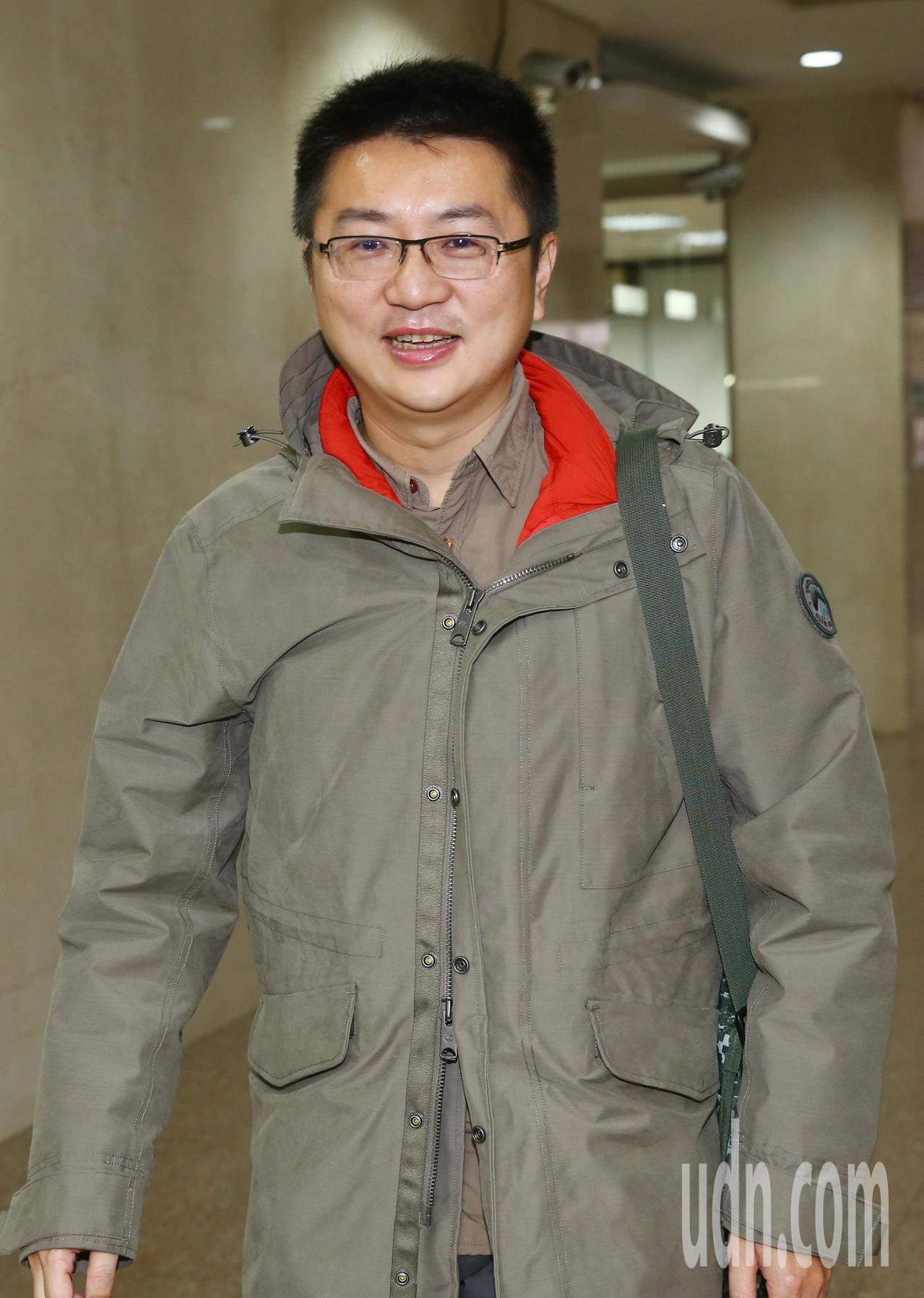 台北地院上午審理新黨王炳忠等人違反國安法案,傳喚林明正出庭應訊。記者曾學仁/攝影