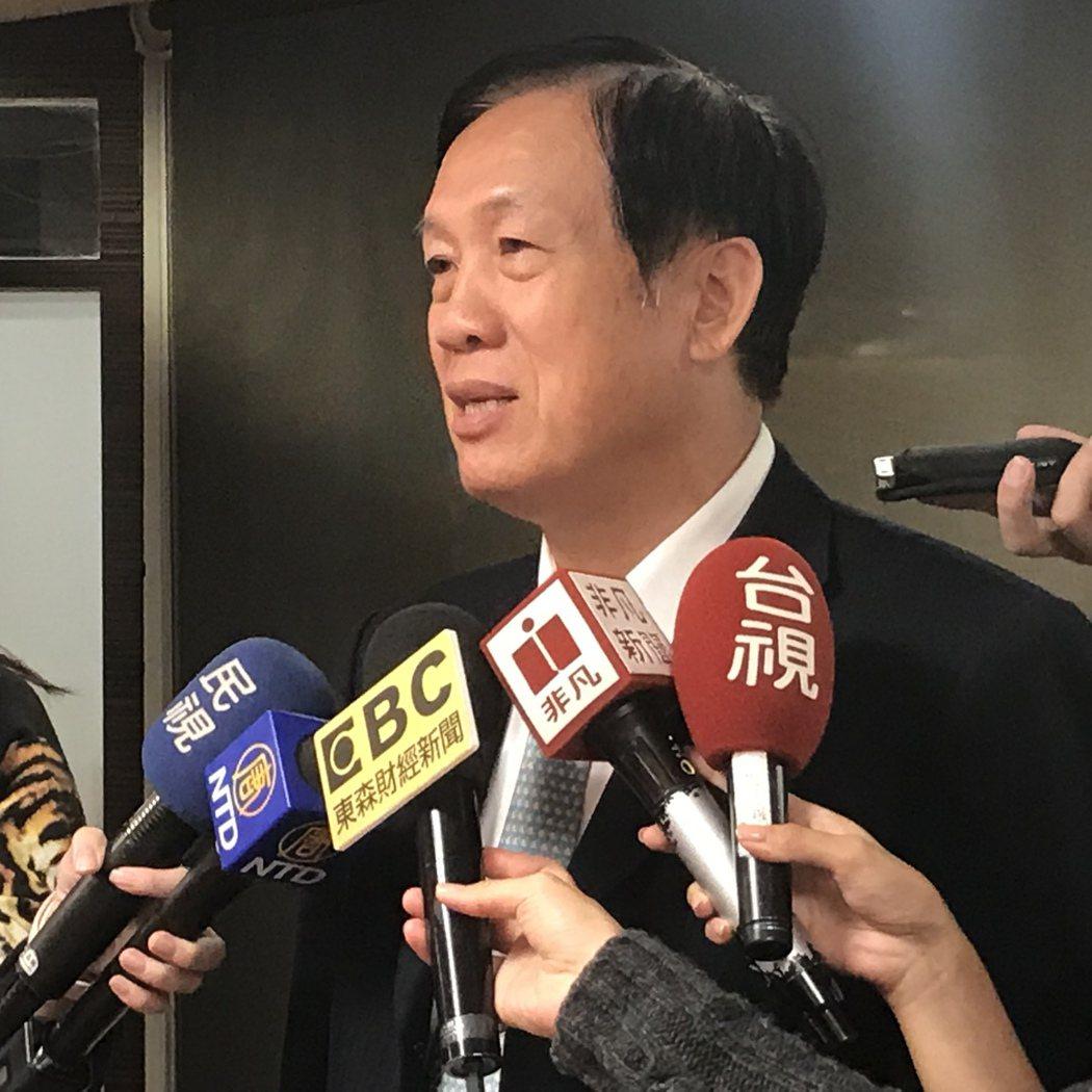 商總理事長、鄉林集團董事長賴正鎰 記者游智文/攝影