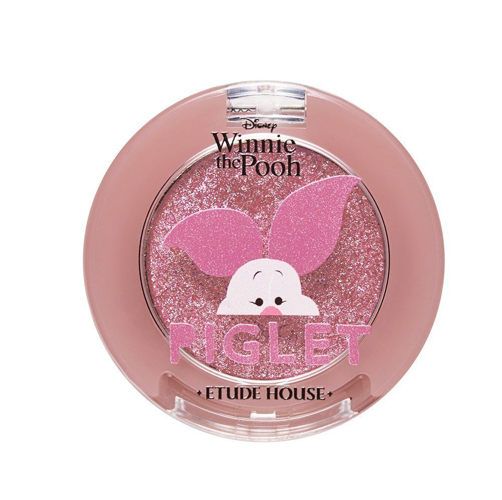 ETUDE HOUSE Happy With Piglet珠光眼影#PK018,...