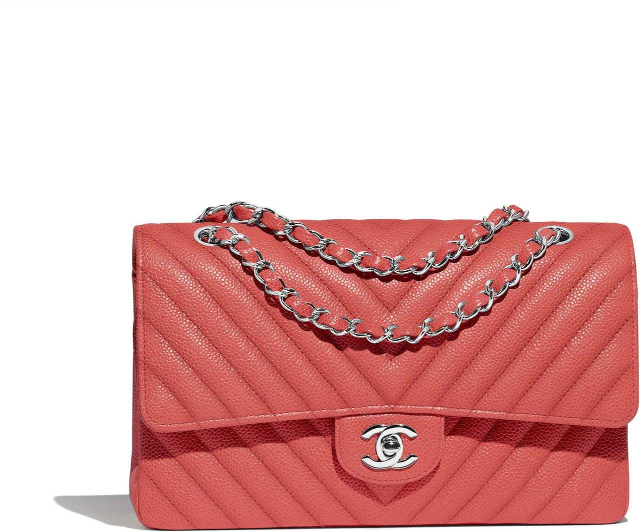Classic Flap包,17萬9,500元。圖/摘自官網