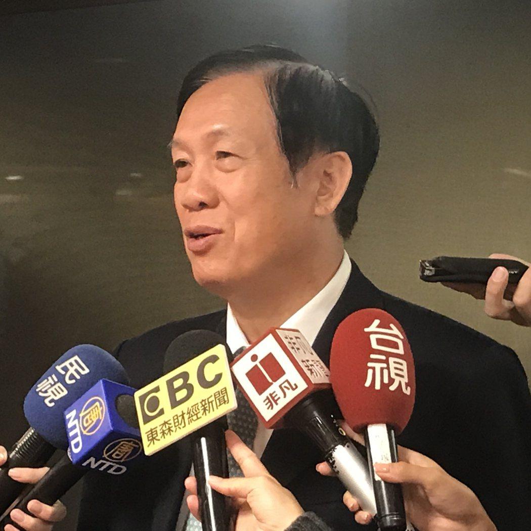商總理事長賴正鎰。記者游智文/攝影