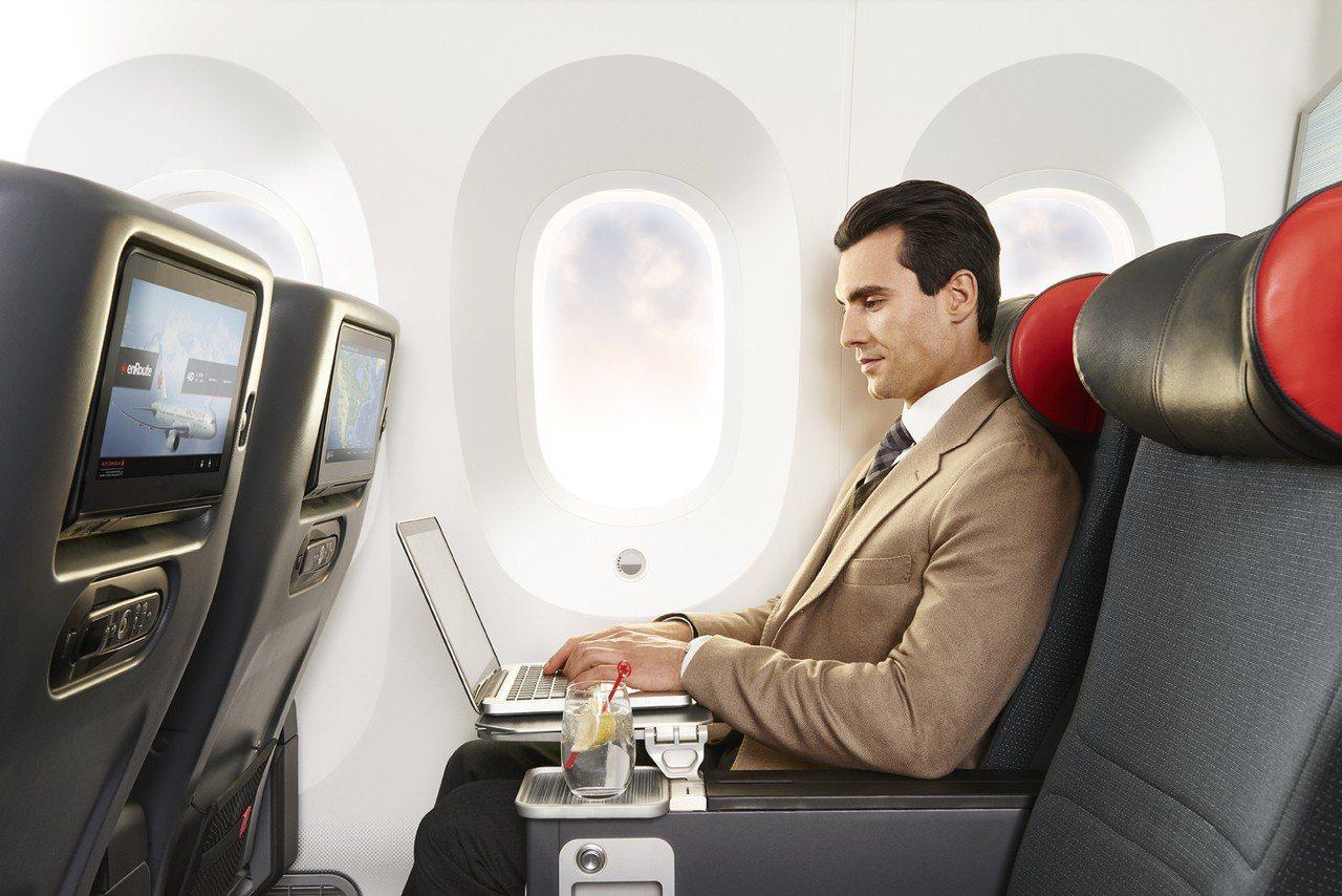 加拿大航空推出節禮日機票優惠。圖/加拿大航空提供