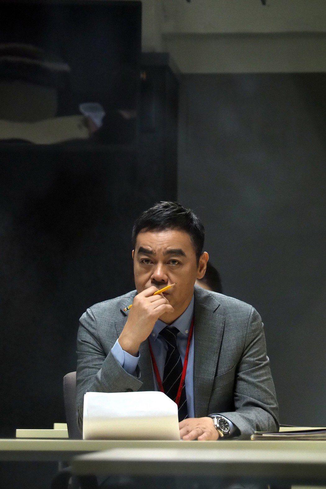 劉青雲演廉政公署官員。圖/華映娛樂提供