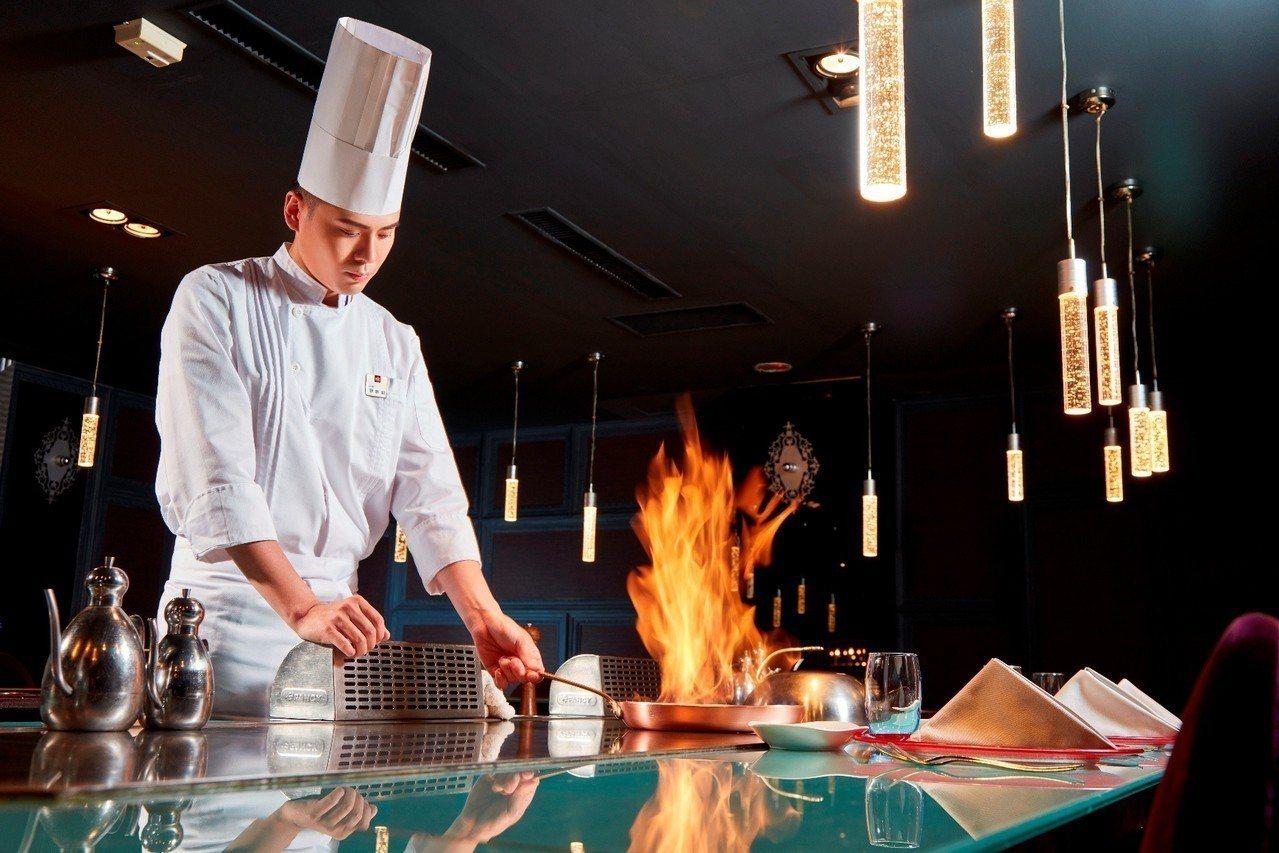 夏慕尼推出3款情人套餐,最低2,880元起。圖/王品集團提供