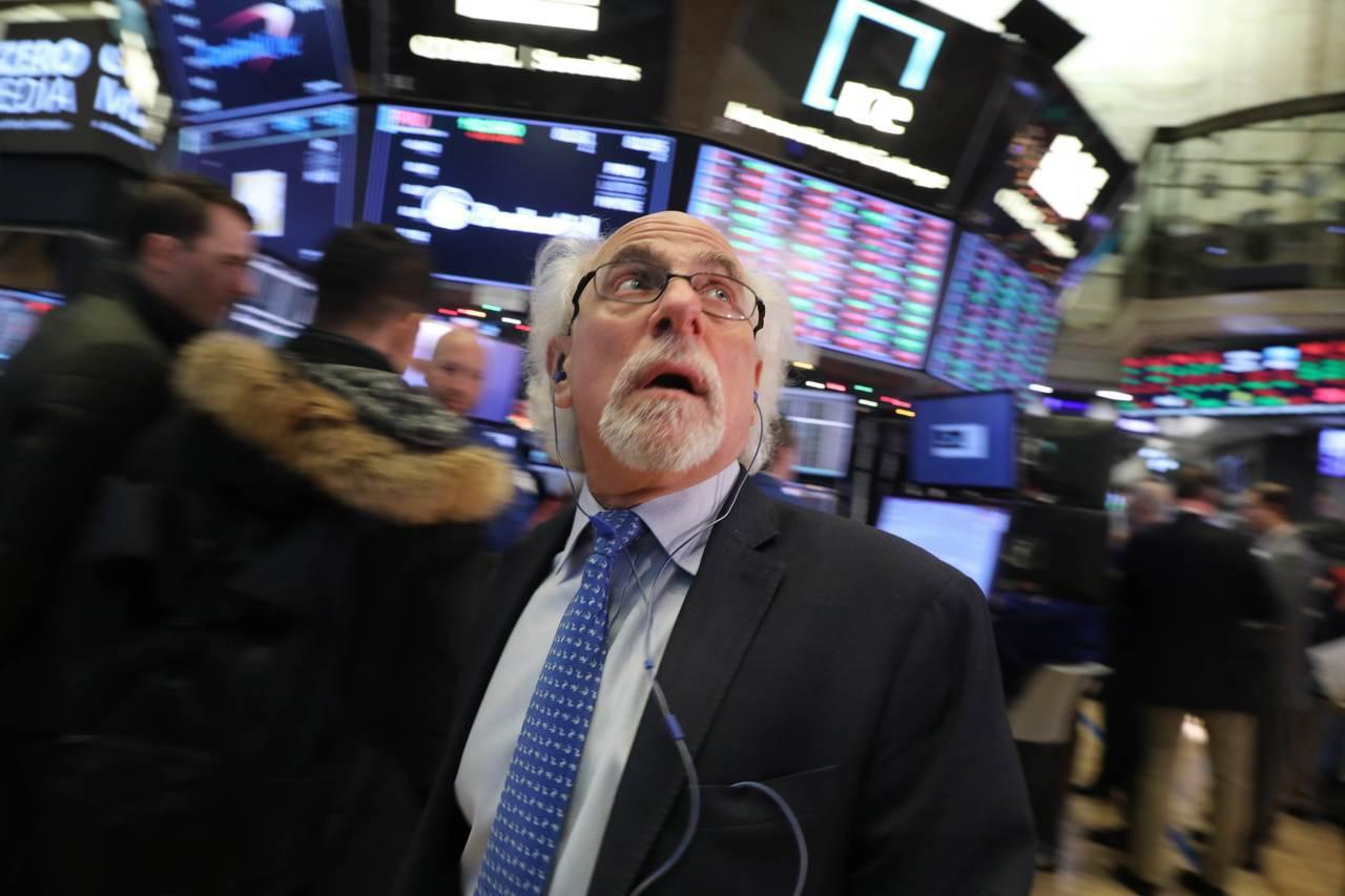 交易策略師指出,美股明年可能持續走低。 法新社