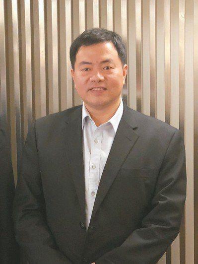 茂迪總經理葉正賢。 記者簡永祥/攝影