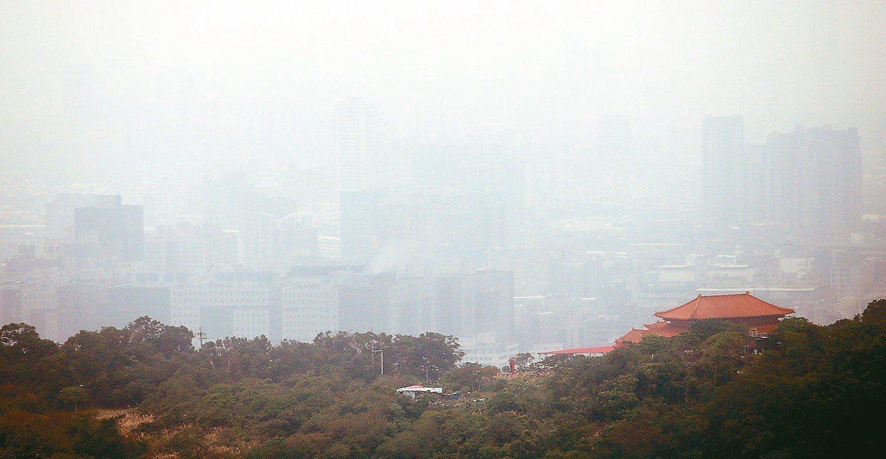 環保署今天公布107年空氣品質監測初步統計,桃竹苗地區的空氣品質今年卻明顯變差。...