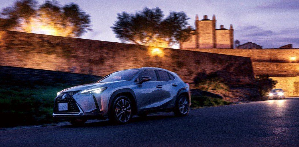 全新Lexus UX250預計在明年第一季引進國內市場。 摘自Lexus
