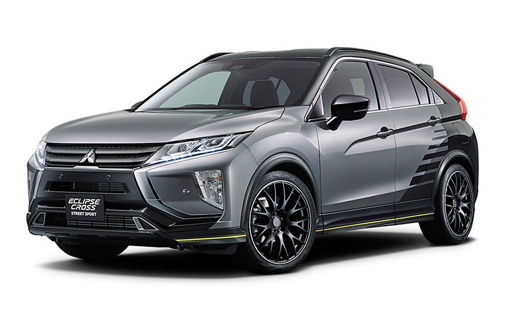 三菱Eclipse Cross Street Sport。 圖/Mitsubis...