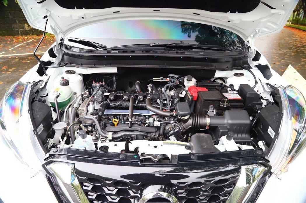 全新的1.5 NA引擎,在經濟性與動力上取得平衡,有124hp/15.0kgm的...