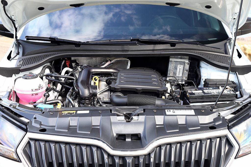 新1.0L TSI渦輪引擎的整體表現不僅比1.2L TSI渦輪引擎更出色,更具備...