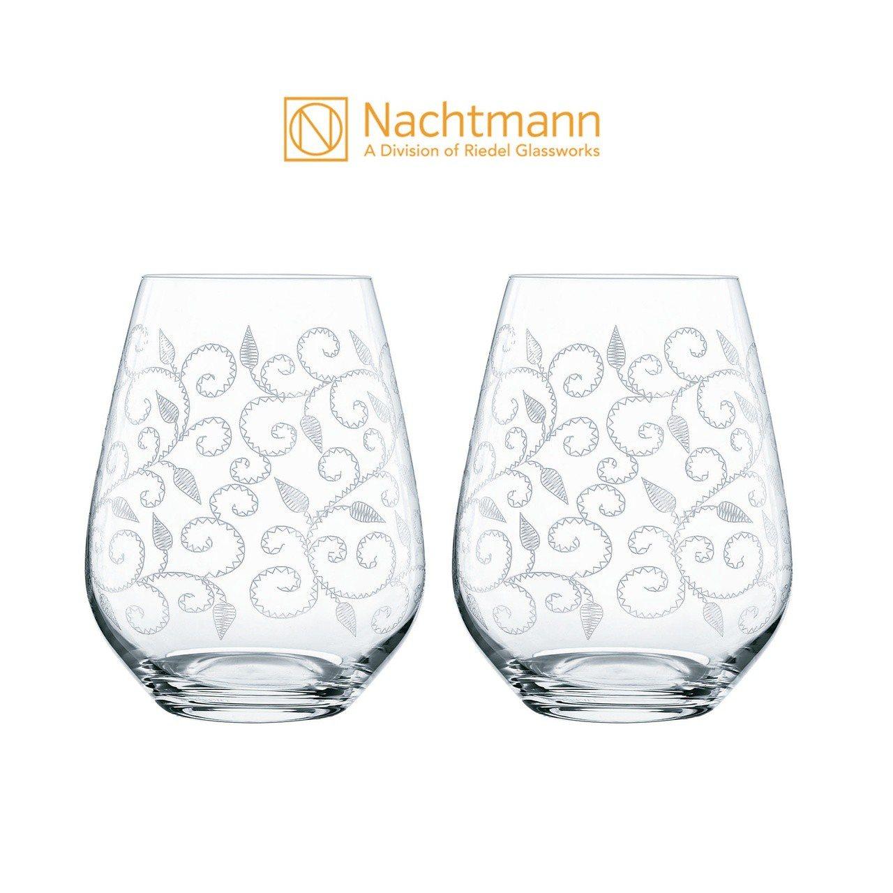 Nachtmann_Delight情趣酒杯。 旺代企業/提供